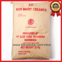 AVI NON DAIRY CREAMER HALAL MUI EC 30-10 25KG