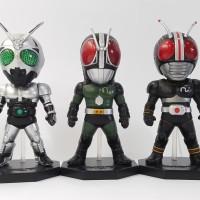 Banpresto WCF Kamen Rider Black Shadowmoon RX Bio Robo RARE SET