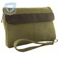 Clutch Bag |Handbag Pria| Tas Tangan Pria Import|Kanvas Leather