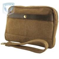 Clutch Bag |Handbag Pria| Tas Tangan Pria|Kanvas Leather Original