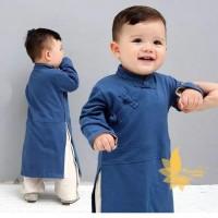 Baby Jumper Cheongsam Ipman Baju Imlek Bayi Anak Laki-Laki