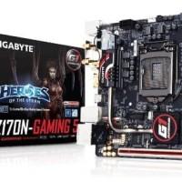 MOTHERBOARD GIGABYTE GA-Z170N GAMING 5 DDR4 (1151)