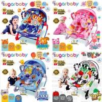 Sugar Baby Bouncer 10 in 1 Premium Rocker NEW/ Rocking Chair/ Bouncer