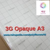 Transfer Paper 3G Jet Opaque A3
