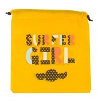 Tropical Pop Mini Shopping Bag 17JULSBM01YEL