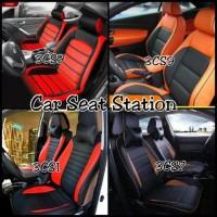 Sarung Jok Mobil All New CRV 2018 Turbo plus Cover Stir grab it f