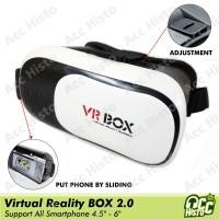 VR BOX 2.0/ Virtual Reality 3D Glasses VR Game/ Video