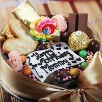 Birthday Cake / Kue Ulang Tahun / Diameter 16 cm MURAH MERIAH