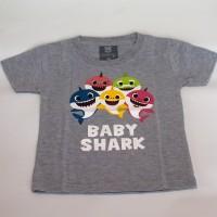 BABY SHARK PINKFONG -EXPORT LMTD EDITION T-SHIRT KIDS /KAOS ANAK LK