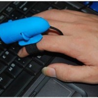 Mouse Jari dengan Kabel Finger Mouse With Cable