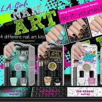 LA Girl Nail Art Kit