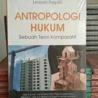 Antropologi hukum sebuah teori komparatif buku ori