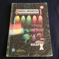 BUKU BAHASA INDONESIA SMK KLS 1 BSE