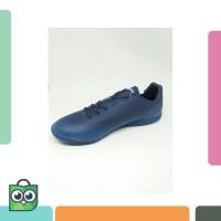 Promo - Sepatu futsal specs original Eclipse Navy/Dazzling blue new