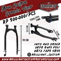 Swing Arm Custom untuk GL Tiger Mega Pro CB Honda