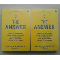 Buku The Answer Jawaban atas Semua yang Anda Inginkan Allan Barbara