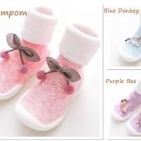 Rubber Shoes 3D Platinum Just For You / Skidder Premium / Sepatu Bayi