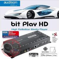 Audison Bit Play HD Multimedia Player with SSD aksesoris