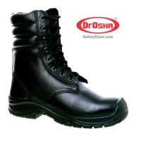 Army Boot - 3311 - Black - Dr.OSHA Safety Shoes