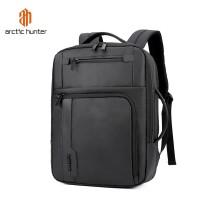 Arctic Hunter Tas Ransel Laptop - 1500349 - Black