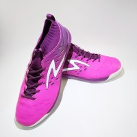 Sepatu Futsal Specs Barricada Magna In Scandinavian/Plum Purple/White