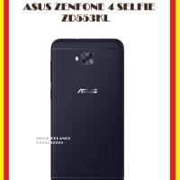 BACK DOOR COVER CASE CASING ASUS ZENFONE 4 SELFIE ZD553KL BIRU 908445