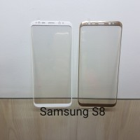 Tempered glass Samsung s8 screen guard full cover