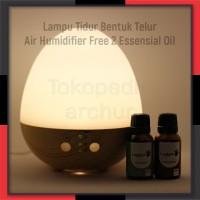 Aroma Terapi | Lampu Tidur | Humidifier | Diffuser | Essensial Oil