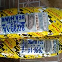 paket ban tubles swallow matic all yamaha mio depan+blakang+FRE PENTIl