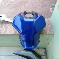 cover tangki / kondom tangki model 250rr pnp new vixion nva nvl biru