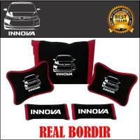 Bantal Mobil INNOVA Headrest Mobil Interior KODE 0052