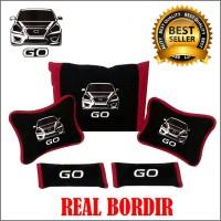 Bantal Mobil DATSUN GO Headrest Mobil Interior KODE 0030