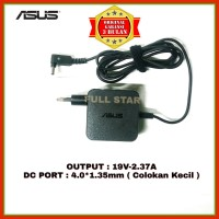 Adaptor Charger Asus VivoBook S14 S430 S430FA S430FN S430U S430UA 2.37