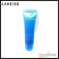 Laneige Water Bank Moisture Cream EX 10ml kemasan tube