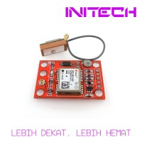 Ublox NEO-6M GPS Module NEO6MV2 with Flight Control for Arduino drone