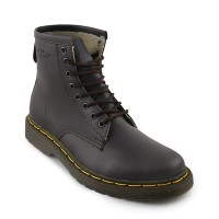 Sepatu Docmart Pria Dr Martens 8hole High Boots Hiking Outdoor Coklat