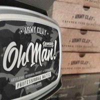 Ohman Pomade Army Clay (Oh Man Proffesional Matte)