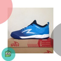 Sepatu Futsal Specs Metasala Musketeer Galaxy Rock Blue 400739