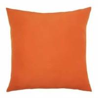TREVNAD bantal sofa cushion dekorasi kursi 50 x 50 cm orange oranye