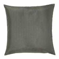 ULLKAKTUS bantal cushion sofa dekorasi 50 x 50 cm abu abu tua