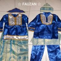 Baju adat bangka belitung TK // pakaian adat bangka belitung S Lk/Cw