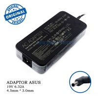 Adaptor Charger Asus 19V 6.32A DC 4.5 x 3.0 mm
