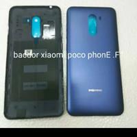 xiaomi f1 pocophone backdoor case back housing tutup baterai xiaomi