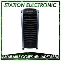 Sharp Air Cooler PJ-A36TY-B [1150 rpm] - Hitam