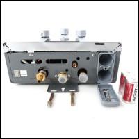New Water Heater Pemanas Air Gas Rapido Inox Gi 6 S Modena