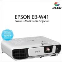 Proyektor Epson EB-W41 WXGA