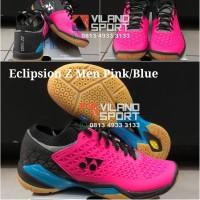 Sepatu Badminton Yonex Eclipsion Z Men Pink/Blue