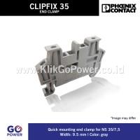 Phoenix Contact - End Clamp - Clipfix 35