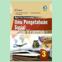 Ilmu Pengetahuan Sosial (IPS) Kelas IX SMP/MTs Kurikulum 2013 Revisi