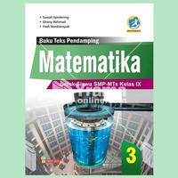 Buku Matematika Kelas IX SMP/MTs Kurikulum 2013 Revisi